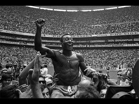 Бразилия Швеция - 5:2 Чемпионат мира по футболу финал 1958 World Cup 1958