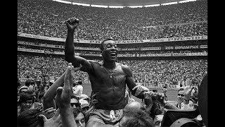 видео: Бразилия Швеция - 5:2 Чемпионат мира по футболу финал 1958 World Cup 1958