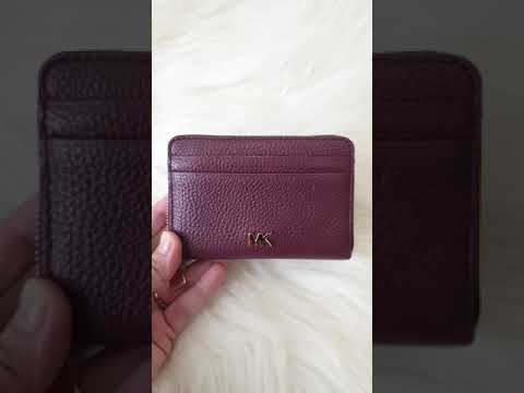 michael kors wallet review