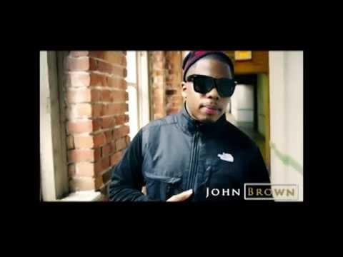 New Male Artist R&B John Brown