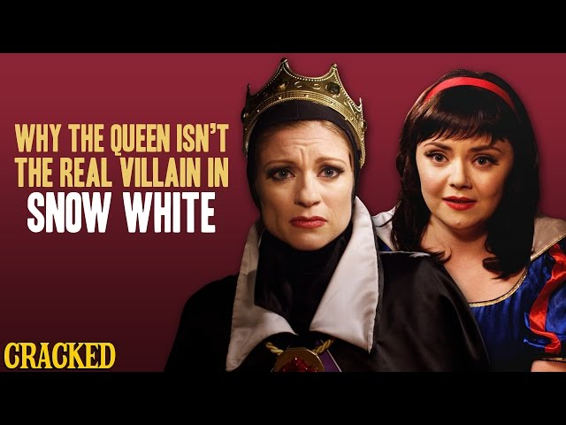 Why The Queen Isn't The Real Villain In Snow White