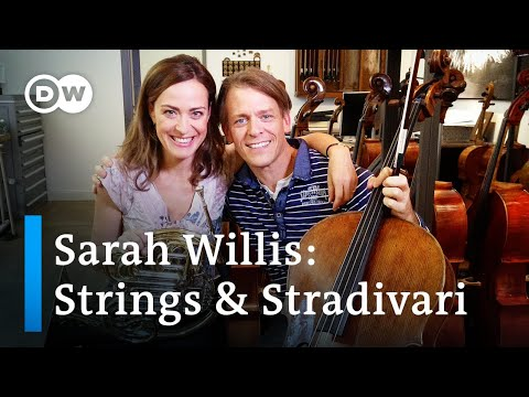 Strings & Stradivari   Sarah's Music
