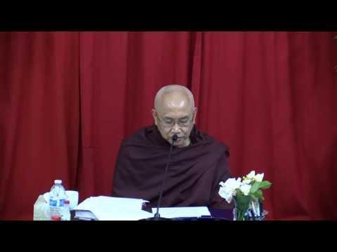 Dec 07, 2014 Visuddhimagga - Dhutanga (6) by Venerable Sayadaw U Jotalankara at TDS Dhamma Class