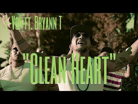 "NEW Christian Rap - I-Von - ""Clean Heart"" ft. Bryann T(@ChristianRapz)[Christian Music]"
