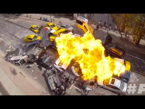 Fast & Furious 8 - F8 - Blowing Stuff Up | official production featurette (2017) Vin Diesel