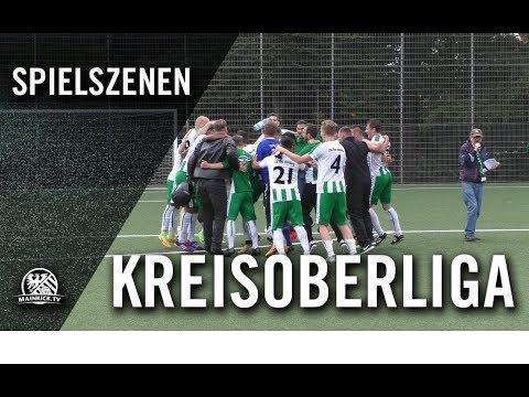 TSG Neu-Isenburg - SV Pars Neu-Isenburg (8. Spieltag, Kreisoberliga Offenbach)