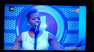 Dj Ganyani ft Nomcebo Emazuliwin Live Amp