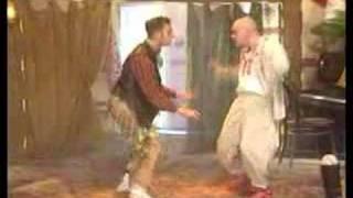 Maski show: Jack Rabbit Slim´s Dance