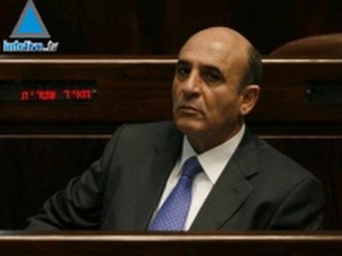 Kadima is ablaze over Knesset Member Shaul Mofaz
