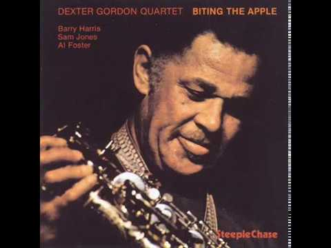 Dexter Gordon - Biting The Apple (1976) [Full Album]