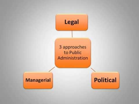 CH 43 Public Administrative Theory and the Separation of Powers