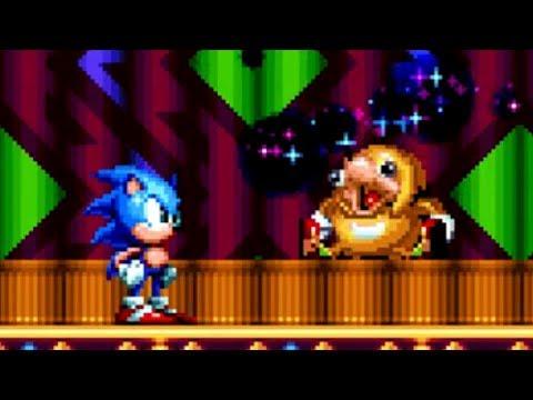 UGANDAN KNUCKLES TRIBE VS SONIC   Sonic Mania Mods
