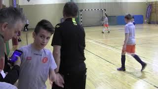 CZ2-V Charytatywny Turniej Gramy dla Beaty z Iskrą Kochlice-Legnica 10.03.19 -I mecz z FA Legnica II