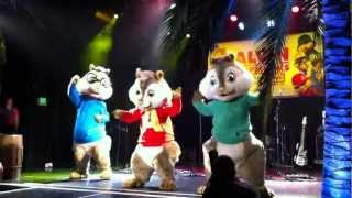 Alvin and the Chipmunks: Chipwrecked Live Concert Event