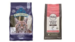 The Best Cat Food Dry - 5 Cat Food Dry Reviews
