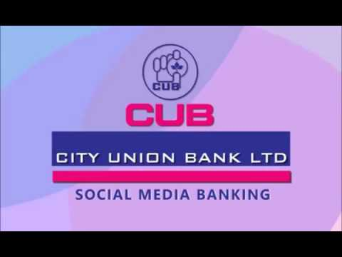 CUB Social Media Banking