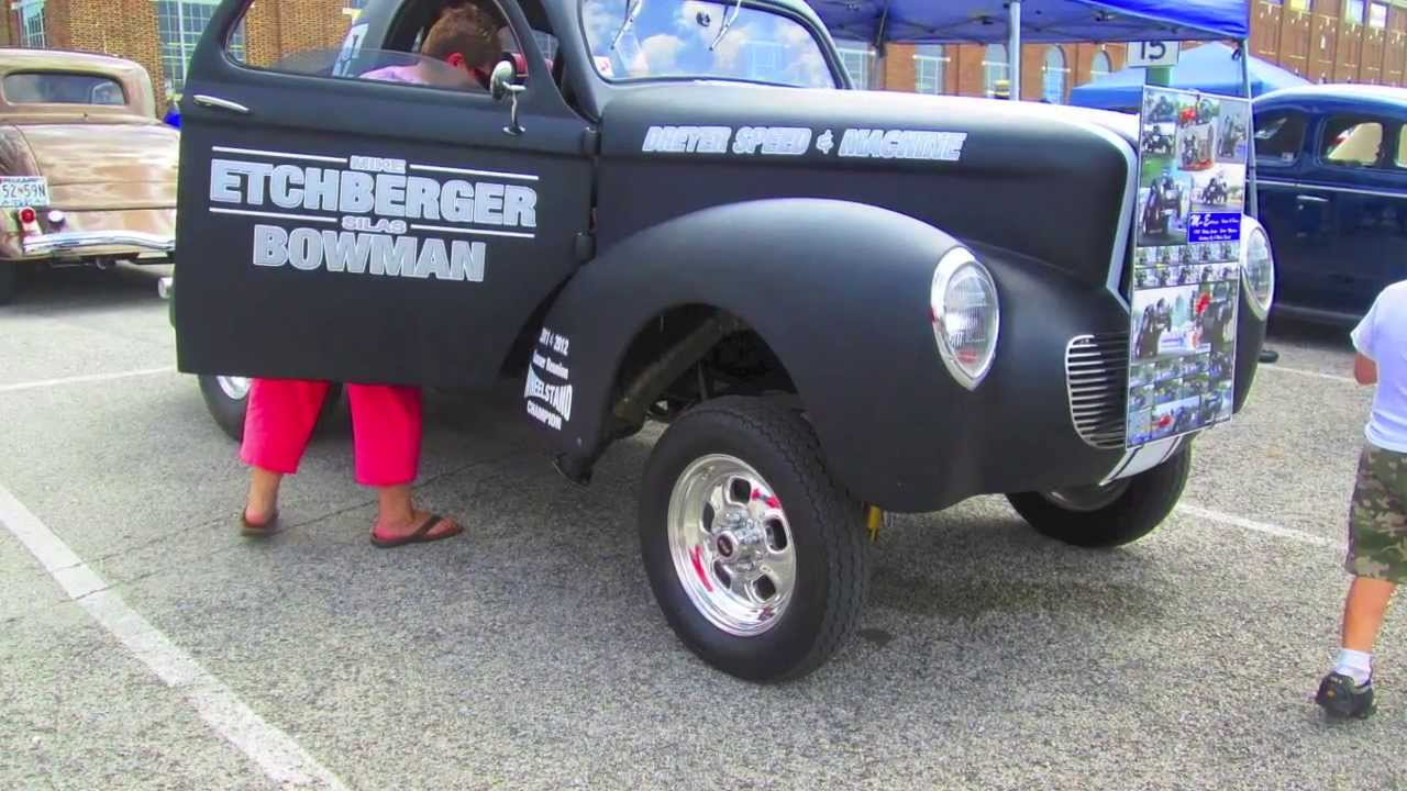 NSRA Street Rod Show York Pa YouTube - Car show york pa