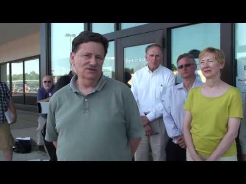 Illinois Green Party, Jill Stein, Presidential Election, Ballot Access