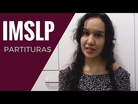 IMSLP: Nossa Bibilioteca de Partituras