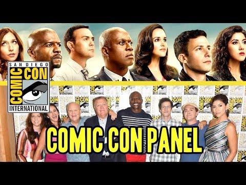 BROOKLYN NINE-NINE Comic Con Season 6 PANEL (SDCC 2018)