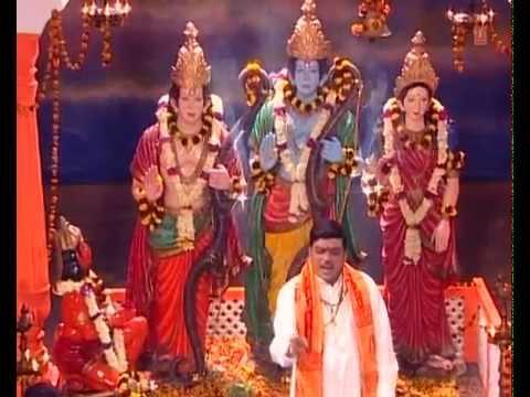 Mere Chitrakoot Ke Man Aa Gaya Ram Bhajan [Full Video Song] I Chitrakoot Dwara Rama Lagta Pyara