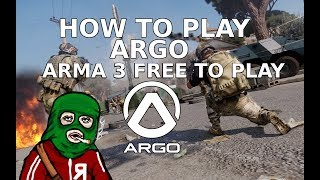 How To Play Argo AND Get 10k+ A Game
