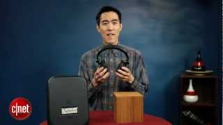 first Look: Ultrasone's top-of-the-line headphones