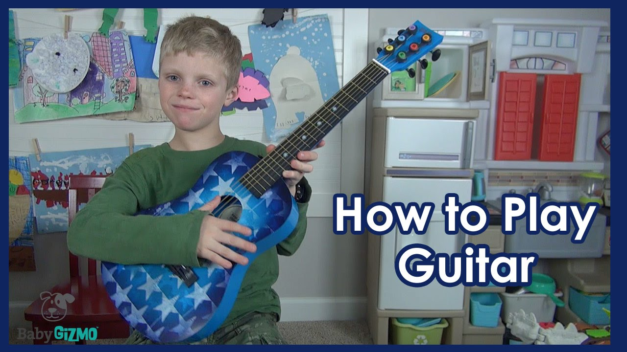 how to play little house on guitar