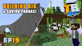 HUGE BASE PLANS, 1.16 Mob Farm and More Pandas!! | Truly Bedrock Season 2 [19] | Minecraft Bedrock