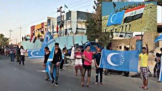 İrak ordusunun Girmeseyle Kerkükte neler yaşandı Türkmen bayrağı dalgalandı mı ?