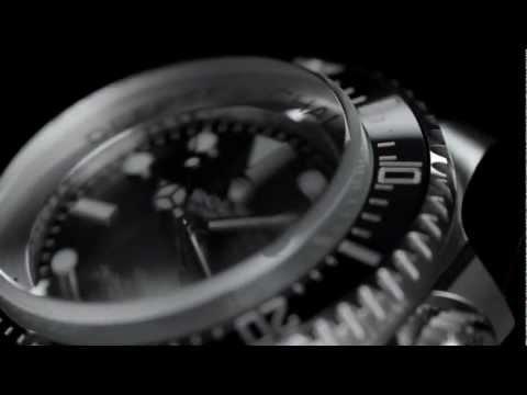 Making of the Deepsea Challenge watch