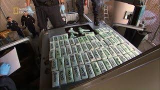 Strażnicy znaleźli broń i banknoty ukryte w dachu samochodu! [Granica]