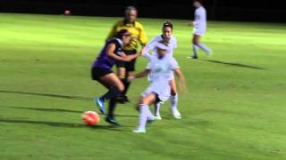 Lipscomb University Womens Soccer Highlights
