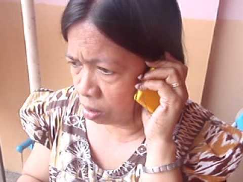 Mama talking to PAPA na nsa Sendai, Japan