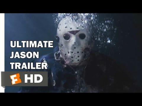 Friday The 13th Franchise Ultimate Jason Voorhees Trailer
