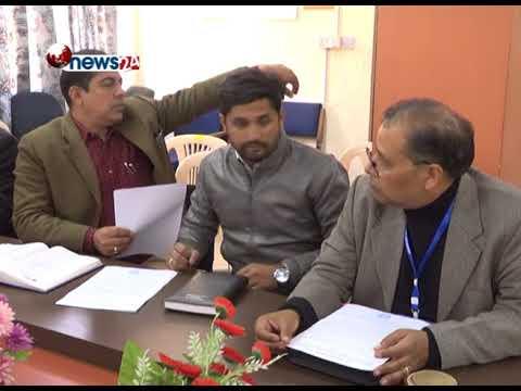 माघ ७ र ८ गते सडक सुरक्षा सम्बन्धि राष्ट्रियस्तरको सम्मेलन हुने - NEWS24 TV