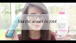 March Favourites 2014 + Giveaway! Thumbnail