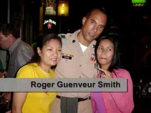 Roger Guenveur Smith - American Gangster (On Location)
