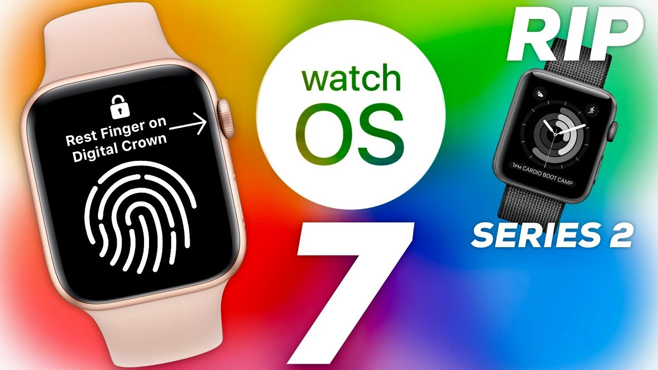 Apple Watch Series 6/7 Leaks watchOS 7 Detalles + vídeo