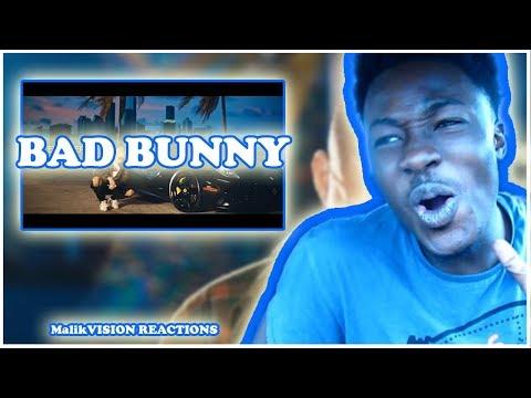 BAD BUNNY REACTION ! Bad Bunny - Dime Si Te Acuerdas   Video Oficial   2018 LATIN MUSIC REACTION!