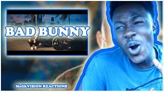 BAD BUNNY REACTION ! Bad Bunny - Dime Si Te Acuerdas | Video Oficial | 2018 LATIN MUSIC REACTION!