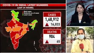 Covid-19 News: 1.68 Lakh Covid Cases In India In New Daily High; 2nd Worst Hit After US