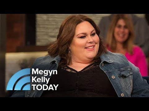 Chrissy Metz Opens Up About Her Weight, Confidence And Inspiring Others