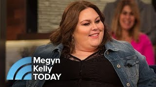 Chrissy Metz Opens Up About Her Weight, Confidence And Inspiring Others | Megyn Kelly TODAY
