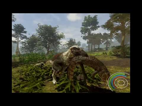 Saurian - ADULT DAKOTARAPTOR GAMEPLAY! (No commentary!) #1