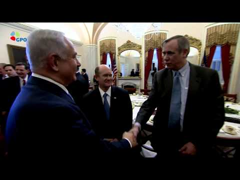 PM Netanyahu Meets with the US Senate Committee on Foreign Relations