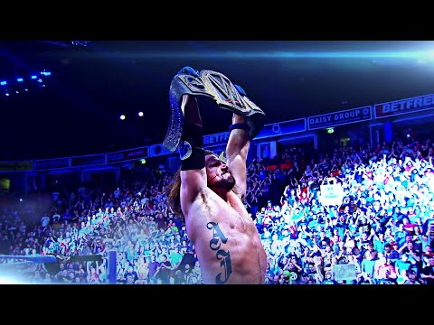 Relive AJ Styles' historic WWE Championship win over Jinder Mahal