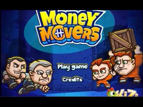 игра похитители денег 3