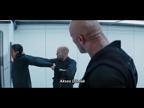 Fast and furious 9 subtitle Indonesia Hobbs and shaw fight