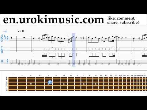Mandolin lessons Luis Fonsi - Despacito Sheet Music Tutorial Part#2 um-a352